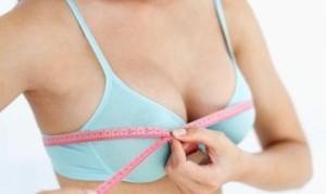 Masajes para aumentar los senos